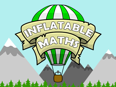 Inflatable Maths
